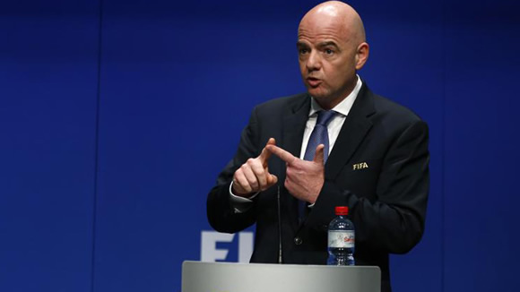 Infantino defends 48-team World Cup: More countries can dream