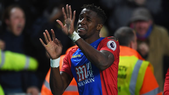 Wilfried Zaha has 'no regrets' about turning his back on England