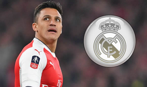 Alexis Sanchez to leave Arsenal: Stunning Real Madrid swap deal lined up - This is why