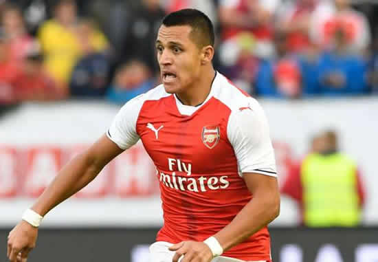 'Spoilt Child' Sanchez Demands To Leave Arsenal Following Wenger Bust-Ups