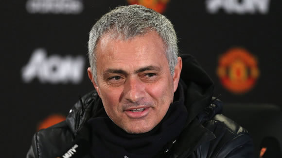 Man Utd boss Jose Mourinho says he is bringing 'love and peace'