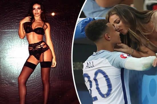 Sun suggest Dele Alli cheated on Ruby Mae with Sharna Fogarty