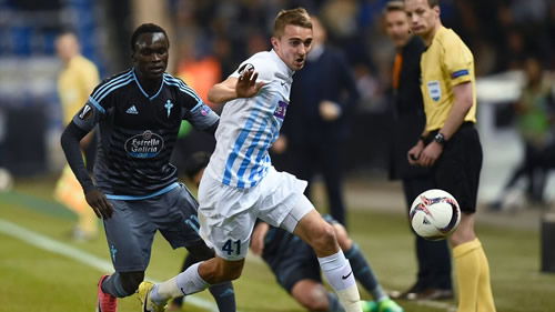 Genk 1 - 1 Celta Vigo: Celta Vigo make sure of place in Europa League semi-finals