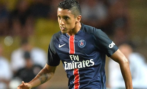 Real Madrid plan swap offer for PSG defender Marquinhos