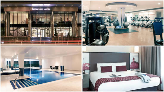 Real Madrid's Champions League hotel in Cardiff revealed