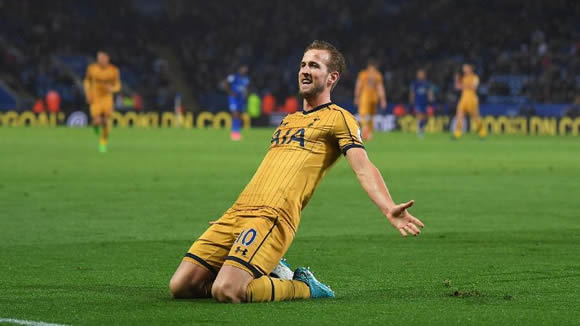 Harry Kane: 'I'm not resting on my laurels' in Golden Boot race