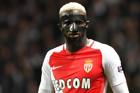 Chelsea desperate to beat Man Utd to Monaco star Tiemoue Bakayoko