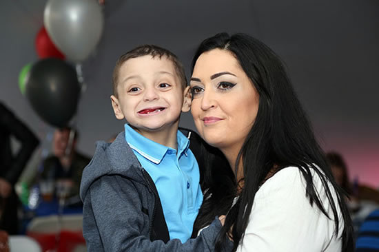 Something magical appeared in clouds above Bradley Lowery's funeral - can you see it?