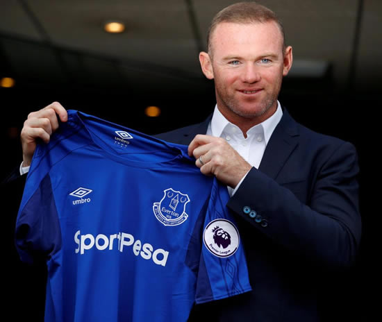 Manchester City fan pays for honeymoon with £2k won on £20 wager Wayne Rooney would join Everton – despite losing betting slip
