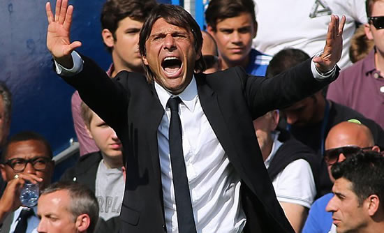 Conte snaps at reporter questioning Chelsea selection for Burnley shock