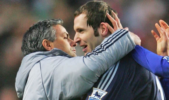 Petr Cech reveals major difference between Jose Mourinho and Arsene Wenger