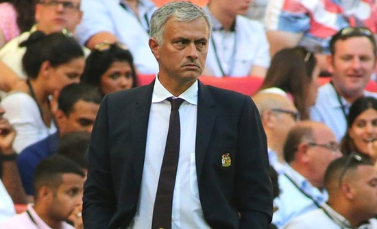 Man Utd boss Mourinho storms out of interview: Stupid things for stupid people
