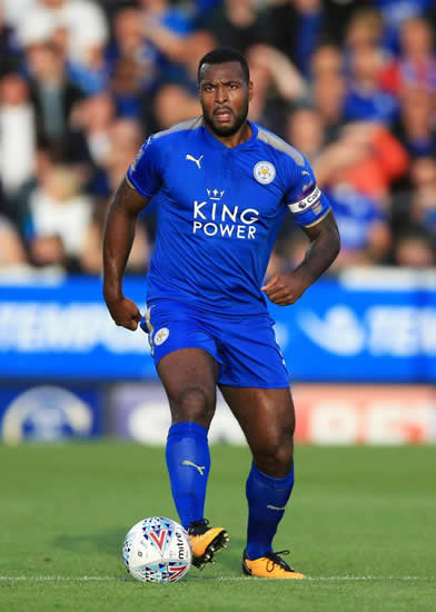 Fiancee of Leicester ace Wes Morgan kicks him out of their mansion after learning he has a pregnant mistress