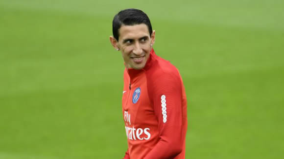 Barcelona were willing to pay Di Maria 10 million euros per year