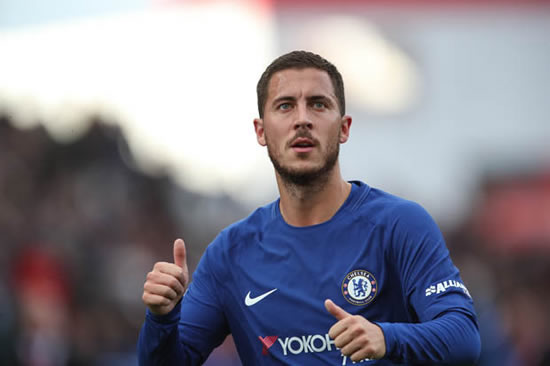 Eden Hazard faces tough decision choosing Chelsea or Real Madrid - Belgian journalist