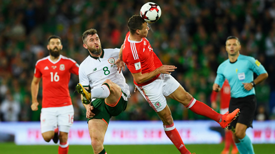 Wales 0 - 1 Republic of Ireland: Republic reach World Cup play-off as McClean strike ends Wales hopes