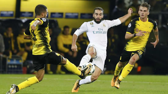Real Madrid will not buy another player to cover the absence of Carvajal