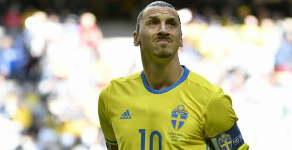 Sweden boss Andersson: It's unbelievable we're talking about Ibrahimovic