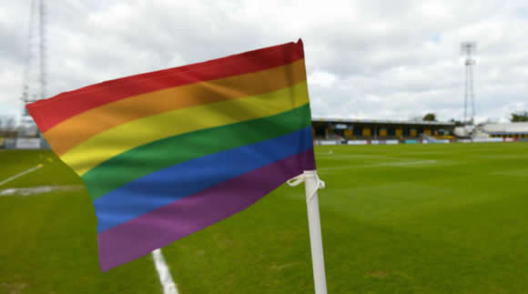 EFL clubs to use rainbow-coloured corner flags as part of LGBT rights campaign