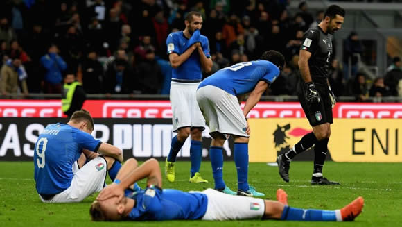 Ventura's missteps, shallow player pool responsible for Italy's World Cup woe