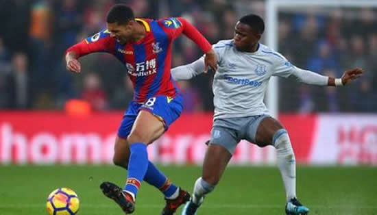 Crystal Palace 2 - 2 Everton: Crystal Palace and Everton battle out entertaining draw at Selhurst Park