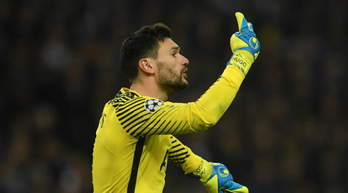 Lloris wants Spurs to forget title and focus on top four