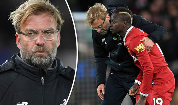 Liverpool boss Jurgen Klopp explains Sadio Mane row after war of words in Chelsea clash