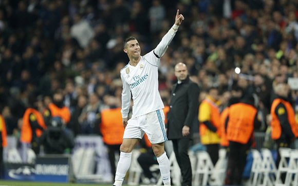 Real Madrid 3 - 2 Borussia Dortmund: Ronaldo makes history as Real finish with a win