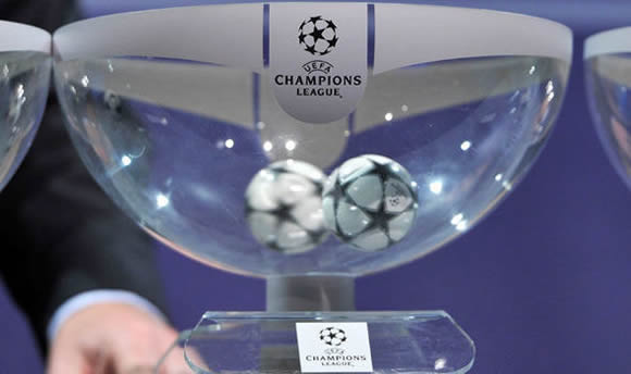 Champions League draw: Who can Man Utd, Liverpool, Chelsea, Man City and Spurs face?