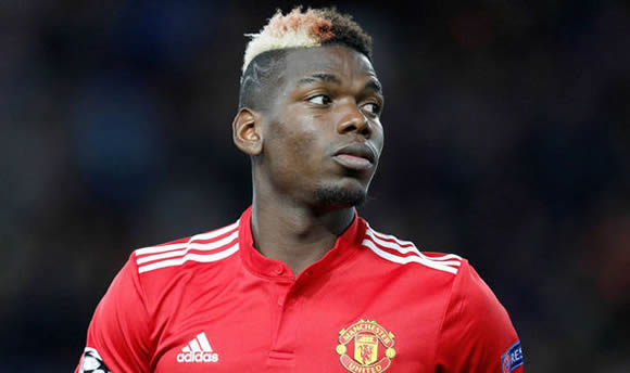 Paul Pogba sends a huge warning to Man City ahead of derby despite red card