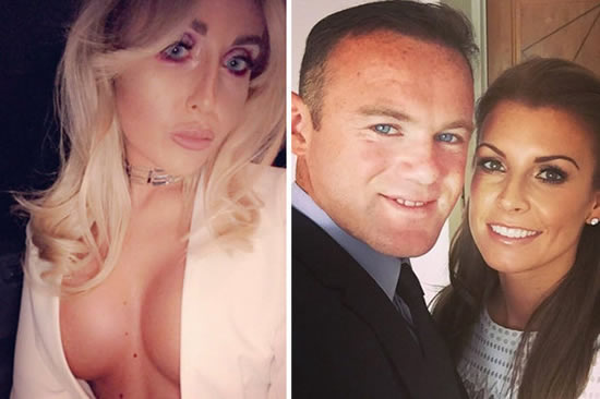 Wayne Rooney party girl Laura Simpson takes ANOTHER swipe at relationship with Coleen