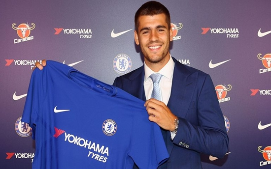 Chelsea made a big mistake replacing Diego Costa with Alvaro Morata, stat all but confirms