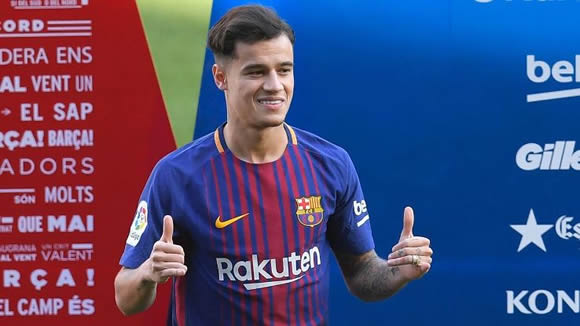 Liverpool had 'no option' but to sell Philippe Coutinho to Barcelona - Klopp