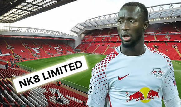 Liverpool to sign Naby Keita on SUNDAY as Leipzig star registers company in the UK