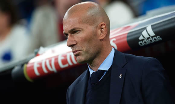 Real Madrid boss Zinedine Zidane reveals when he will be SACKED after Leganes loss