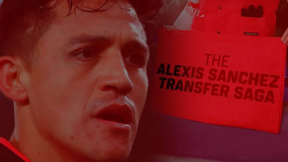 Alexis Sanchez: Thierry Henry didn't tell me to leave Arsenal for Man United
