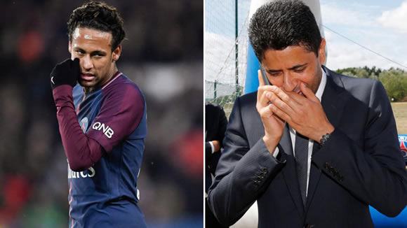 PSG enters a state of alert: Neymar regrets his signing