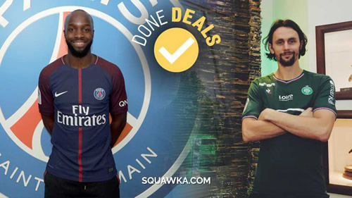 January transfer window: 14 deals you may have missed this week