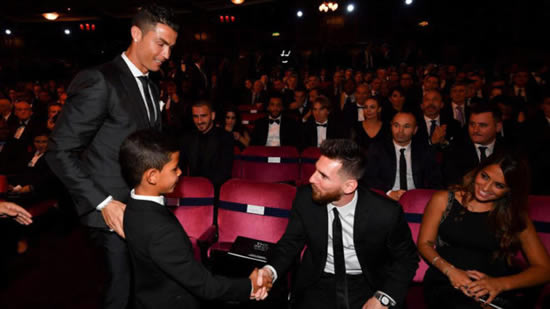 Messi's third son will share the same Chinese name as Cristiano Ronaldo