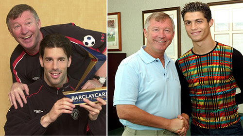 The Reason Why Ruud Van Nistelrooy Was Kicked Out Of Manchester United