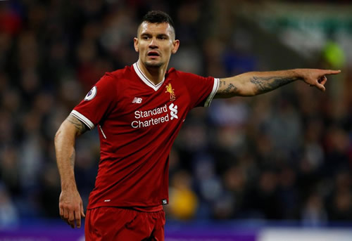 Dejan Lovren reveals how he punishes himself when he makes a mistake