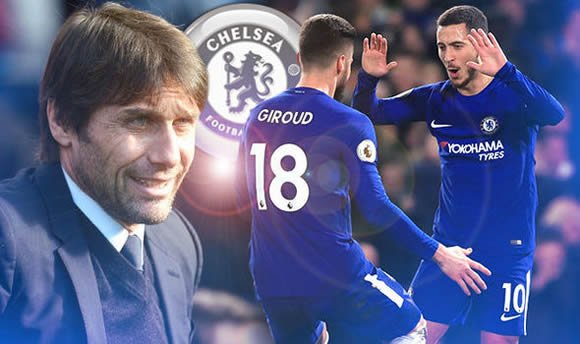 Chelsea boss Antonio Conte boosted by win over West Brom as Blues sack claims subside