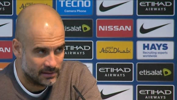 Pep Guardiola unsure if Man City are ready to win Champions League