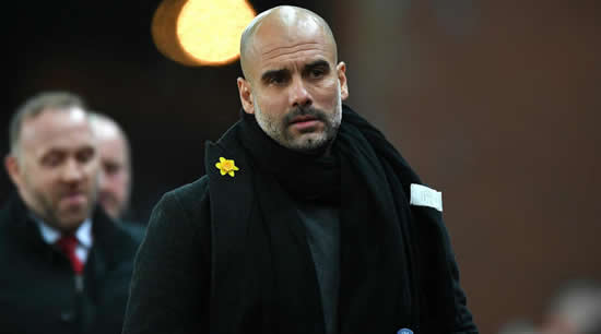 Winning title against United not a motivation for Pep's City