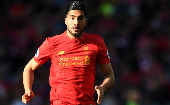 Jurgen Klopp confirms Emre Can might have played his last game for Liverpool