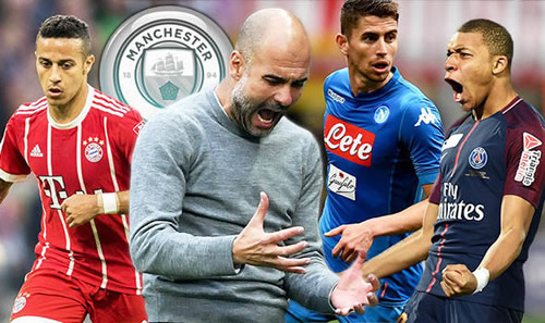 Man City UNCOVERED: Pep Guardiola targets THESE mega signings to dominate Premier League rivals