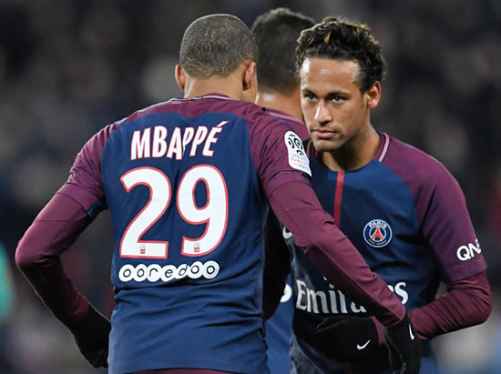 Man Utd EXCLUSIVE: PSG to sell Neymar to Real Madrid to fund big-money Paul Pogba transfer