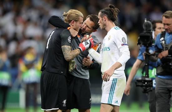 Real Madrid 3-1 Liverpool: Klopp backs Karius after Kiev nightmare