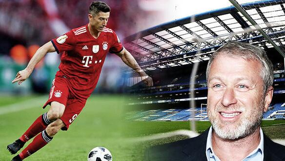 Robert Lewandowski to Chelsea: Roman Abramovich key to £80m transfer