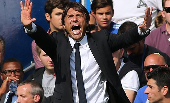 Real Madrid 'call' Chelsea boss Conte about LaLiga move, but...